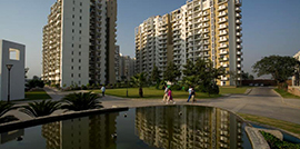 Apartments at Bestech Park View City 1