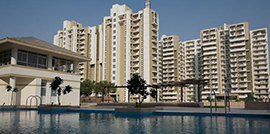 Swimming Pool at Bestech Park View City 1