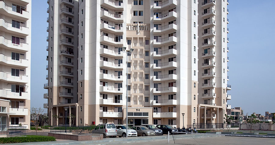 2 & 3 BHK Apartments at Park View Residency