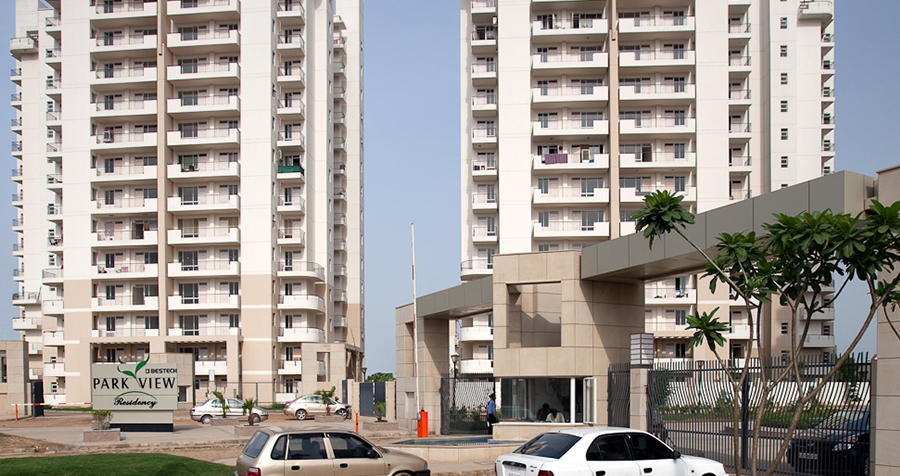 2 & 3 BHK Luxury Flats at Park View Residency