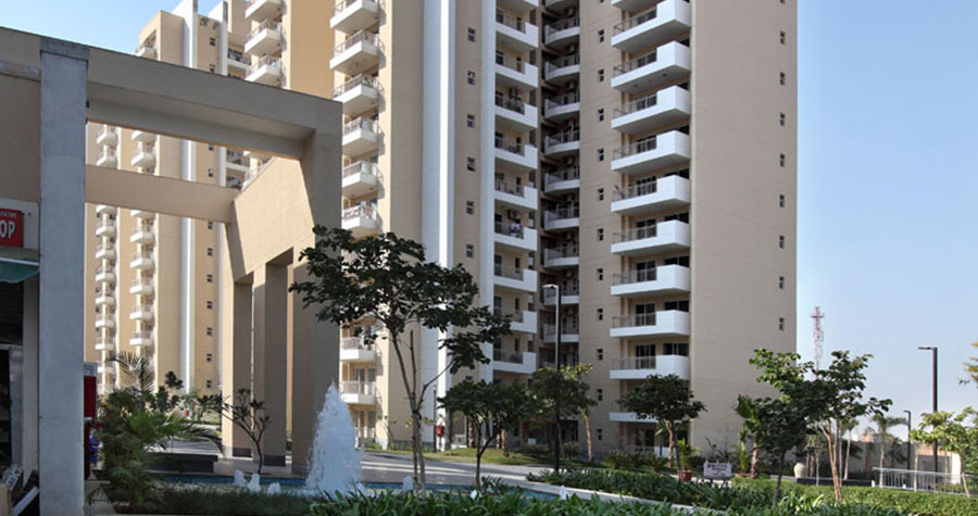 3 & 4 Bhk Apartment at Park View Spa Next