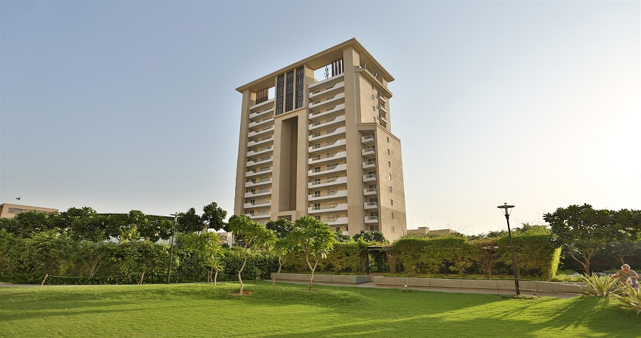 3 & 4 BHK Apartment at Park View Spa
